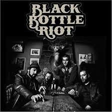 "Black Bottle Riot - In The Balance (7"" Single)"