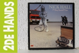 Nick Hall – A Very Special Case (LP) B70