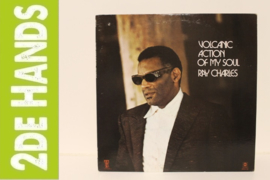 Ray Charles – Volcanic Action Of My Soul (LP) D70