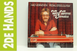 Had Verheyen ‎– Wind, Waves And Jamaica (LP) H20