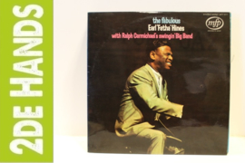 Earl 'Fatha' Hines With Ralph Carmichael's Swingin' Big Band (LP) E40