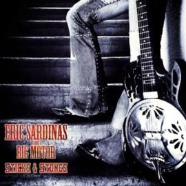 Eric Sardinas And Big Motor – Sticks & Stones (LP)