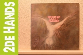 Emerson, Lake & Palmer - Emerson, Lake & Palmer (LP) A90