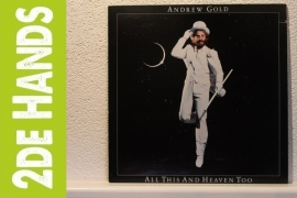 Andrew Gold - All This And Heaven Too (LP) B60