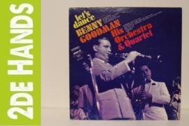 Benny Goodman And His Orchestra & Quartet – Let's Dance (LP) J30