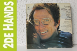 Andy Williams ‎– The Way We Were (LP) E20
