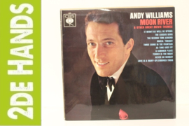 Andy Williams ‎– Moon River & Other Great Movie Themes (LP) C90