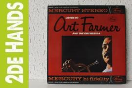Art Farmer – Listen To Art Farmer And The Orchestra (LP) C30