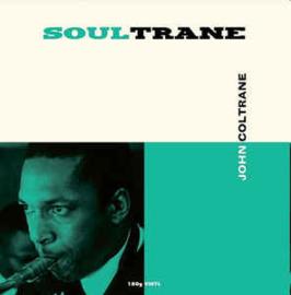 John Coltrane – Soultrane (LP)