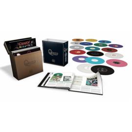 Queen Studio Collection (17LP Box + Book)