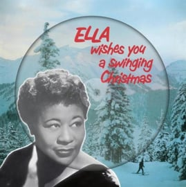 Ella Fitzgerald -  Wishes You a Swinging Christmas -PD- (LP)