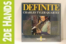 Charles Tyler Quartet ‎– Definite - Volume 1 (LP) F80