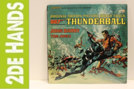 John Barry ‎– Thunderball: Original Motion Picture Soundtrack (LP) F50