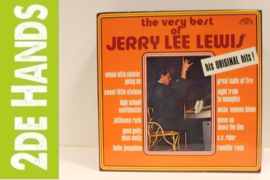 Jerry Lee Lewis ‎– The Very Best Of Jerry Lee Lewis (LP) D10