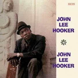 John Lee Hooker  - John Lee Hooker  (LP)