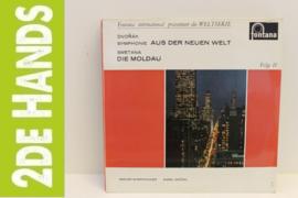 Wiener Symphoniker / Karel Ančerl / Dvořák / Smetana – Symphonie Nr. 9 / Die Moldau (LP) J50