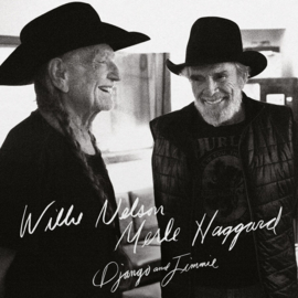 Willie Nelson & Merle Haggard - Django and Jimmie (LP)