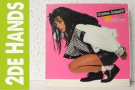 Donna Summer ‎– Cats Without Claws (LP) K50