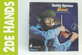 Buddy Spicher And Friends ‎– Yesterday And Today (LP) H50