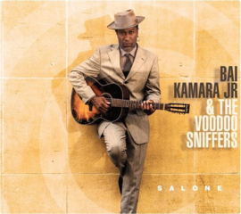 Bai Kamara Jr & The Voodoo Sniffers - Salone (LP)