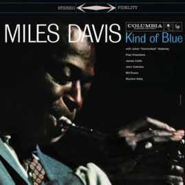 Miles Davis ‎– Kind Of Blue (LP)