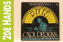 Carl Perkins – The Sun Story Vol.3 (LP) D10