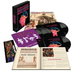 Black Sabbath - Paranoid -50th Anniv.- (5LP BOXSET)