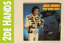 Jack Jersey ‎– The King And I (LP) A60