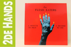The Flesh Eaters – A Minute To Pray A Second To Die (LP) K10