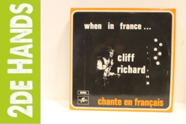 Cliff Richard ‎– When In France... (LP) C50