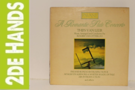 "Thijs van Leer – Pavane ""A Romantic Flute Concerto"" (LP) A20"