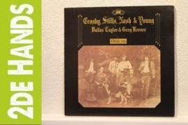 Crosby, Stills, Nash & Young - Déjà Vu (LP) e80