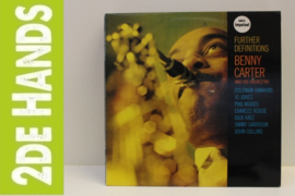 Benny Carter And His Orchestra ‎– Further Definitions (LP) F10