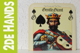 Gentle Giant – The Power And The Glory (LP) G70