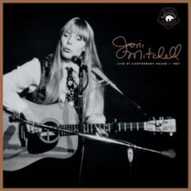 Joni Mitchell - Live At Canterbury House - 1967 (PRE ORDER) (3LP)