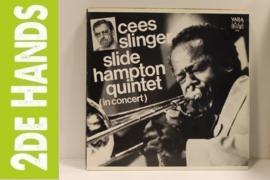 Cees Slinger, Slide Hampton Quintet – In Concert (LP) F80