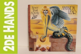 Amanda Lear ‎– Never Trust A Pretty Face (LP) G70