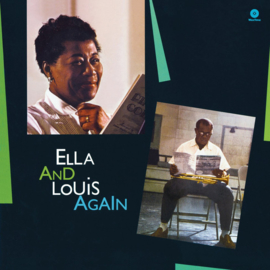 Ella Fitzgerald & Louis Armstrong ‎– Ella And Louis Again (LP)