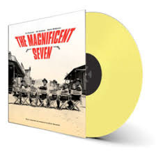 Elmer Bernstein - Magnificent Seven -LTD- (LP)
