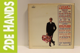 Stan Freberg ‎– Presents The United States Of America, Vol. 1: The Early Years (LP) C70