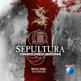 Sepultura & Les Tambours Du Bronx – Metal Veins - Alive At Rock In Rio (Alive At Rock In Rio) (2LP)
