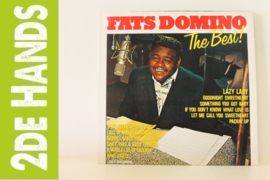 Fats Domino ‎– The Best! (LP) J40
