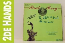 Paul Boey – 'k Heb De Mot In Me Lijf (LP) K40