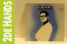 Buddy Holly ‎– He's The One (LP) H20