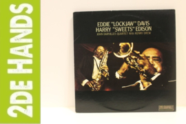 "Eddie ""Lockjaw"" Davis, Harry ""Sweets"" Edison, John Darvilles Quartet With Kenny Drew – Vol. 1 (LP) C50"