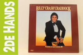 Billy 'Crash' Craddock ‎– Turning Up And Turning On (LP) C20