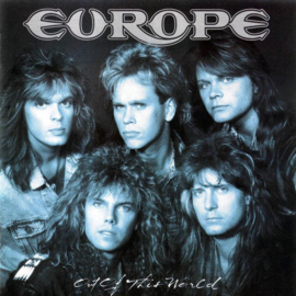 Europe ‎– Out Of This World (LP)