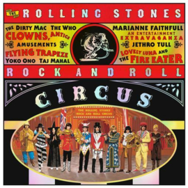 Rolling Stones - Rock And Roll Circus (LTD) (3LP)