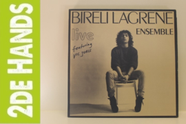 Bireli Lagrene Ensemble Featuring Vic Juris ‎– Live (LP) J20