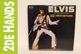 Elvis Presley – Elvis As Recorded At Madison Square Garden (LP) B30